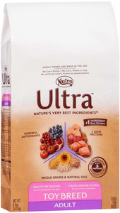 NUTRO ULTRA Toy Breed Adult Dry Dog Food 4 Pounds