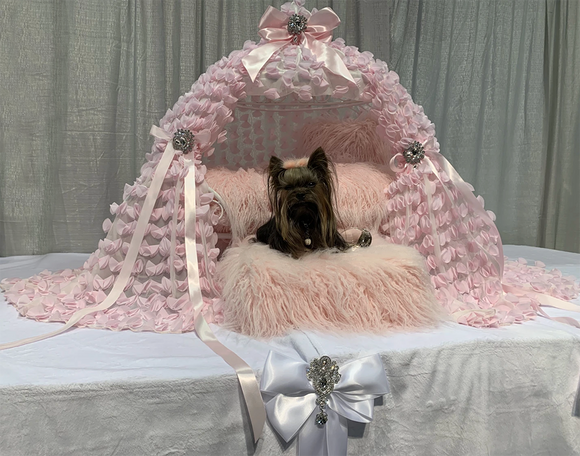 Baby Doll Dog Carriage - Le Pet Luxe