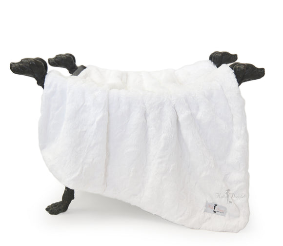 Bella Dog Blanket ~ Heaven - Le Pet Luxe
