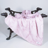 Luxe Dog Blanket ~ Chocolate - Le Pet Luxe
