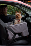 Large Dog Booster Car Seat - Black - Le Pet Luxe