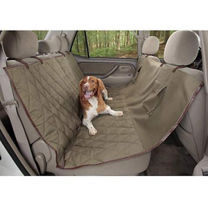 Deluxe Hammock Pet Seat Cover - Le Pet Luxe