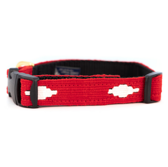 A tail we could wag Side-Release Dog Collar ~ Diamond - Le Pet Luxe