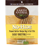 "Earth Animal No Hide Stix Dog Treats - 6"" 10 pack Deals & Bundles - Le Pet Luxe"