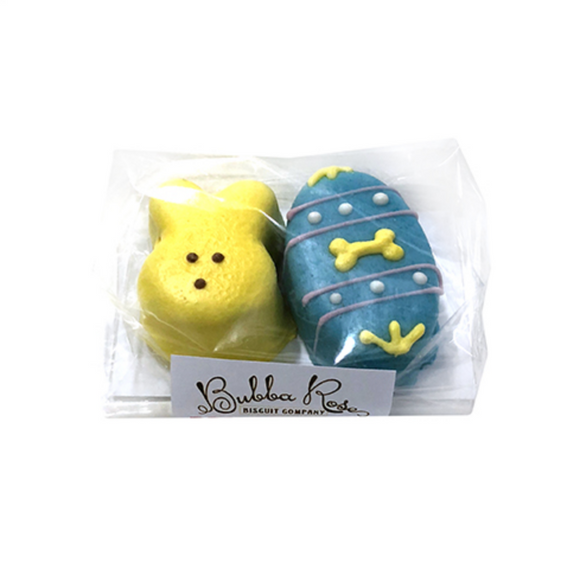 Easter Cake Bites ~ 2 pack - Le Pet Luxe