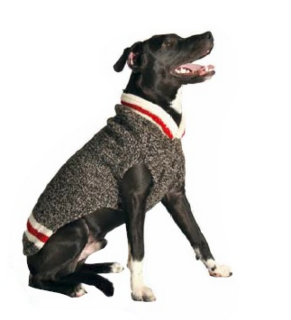 Classics ~ Hand Knit Wool Boyfriend Dog Sweater - Le Pet Luxe