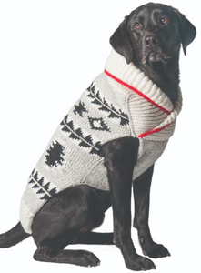 Jackson Wool Dog Sweater - Le Pet Luxe