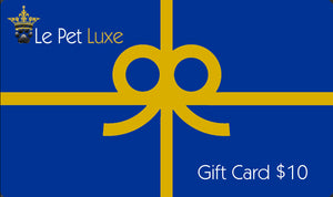 Gift Card - Le Pet Luxe