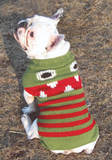 Little Monster Wool Dog Sweater - Le Pet Luxe