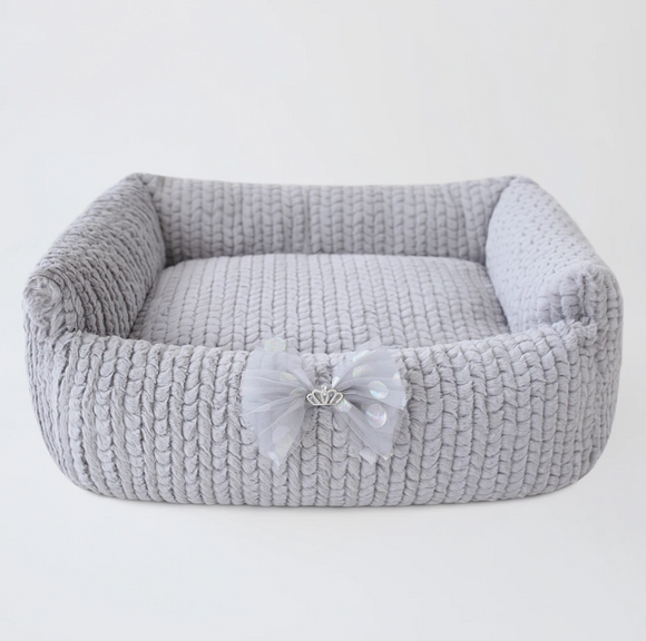 Dolce Dog Beds ~ Sterling - Le Pet Luxe
