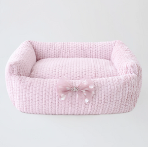 Dolce Dog Beds ~ Rosewater - Le Pet Luxe