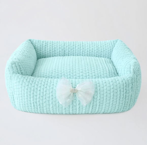 Dolce Dog Beds ~ Ice - Le Pet Luxe