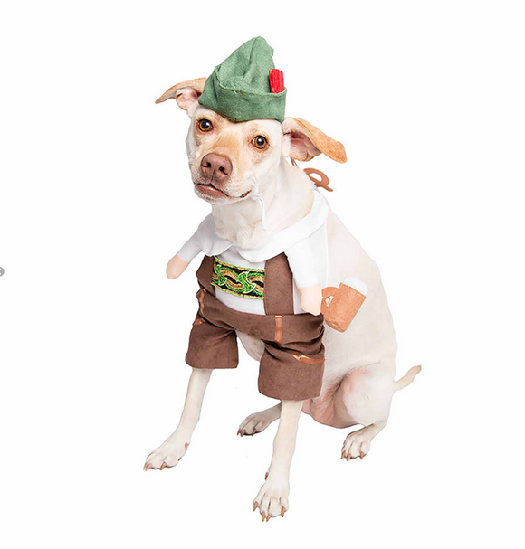 German Okoberfest Dog Costume - Le Pet Luxe