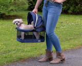 View 360 Pet Carrier ~ Midnight River - Le Pet Luxe