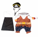 Pirate Dog Costume - Le Pet Luxe