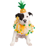 Pineapple Hat & Collar Set Dog Costume - Le Pet Luxe