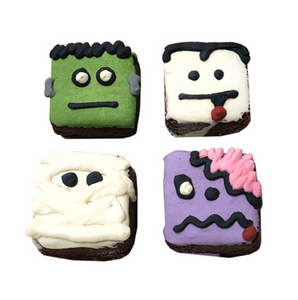 Monster Brownie Bites (case of 12) - Le Pet Luxe