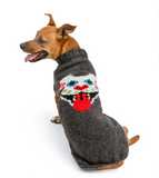 Bully Sugar Skull Dog sweater - Le Pet Luxe