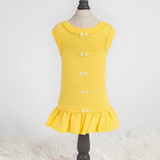 Candy Dog Dress Collection ~ Yellow - Le Pet Luxe