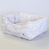 Whisper Dog Beds - Baby's Breath - Le Pet Luxe