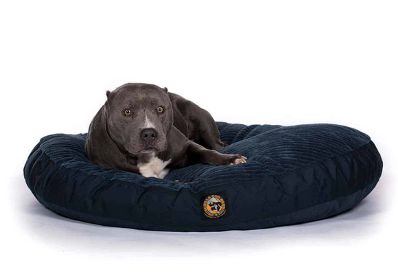 Plush Pup Nesting Bed Featuring Cordura®- Round