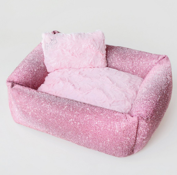 Crystal Dog Bed - Prima Donna - Le Pet Luxe