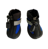 All Weather Dog Boots - Blue - Le Pet Luxe