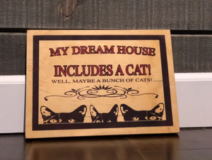 My dream house includes a cat! - le-pet-luxe