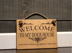 Welcome to my dogs house - Le Pet Luxe