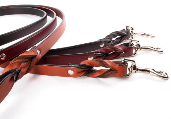 Braided Leash - Le Pet Luxe