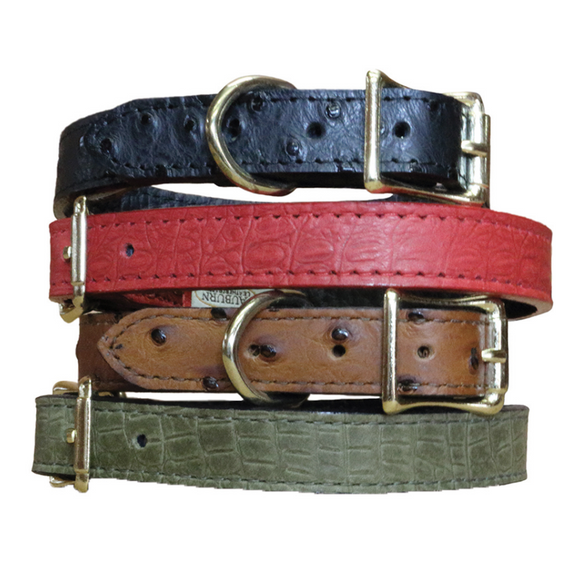 Savannah Dog Collar - Le Pet Luxe