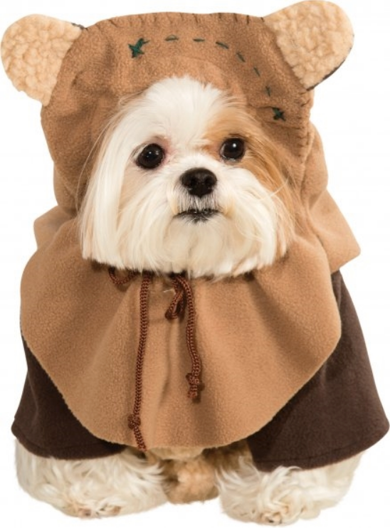 Ewok Dog Costume - Le Pet Luxe