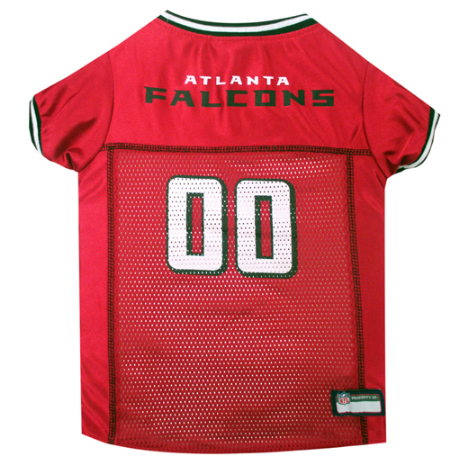 Atlanta Falcons - Mesh Jersey - Le Pet Luxe