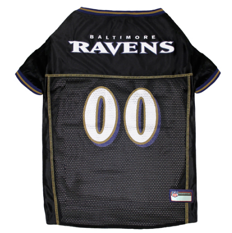 Baltimore Ravens - Mesh Jersey - Le Pet Luxe