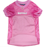 Buffalo Bills - Pink Mesh Jersey - Le Pet Luxe