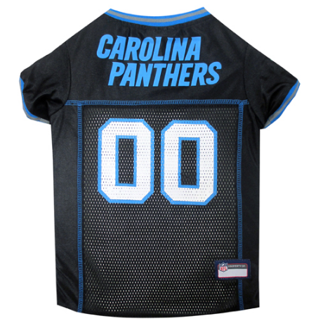 Carolina Panthers - Mesh Jersey - Le Pet Luxe