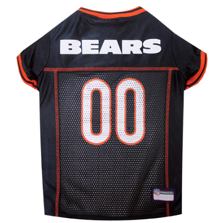 Chicago Bears - Mesh Jersey - Le Pet Luxe
