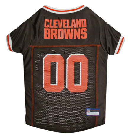 Cleveland Browns - Mesh Jersey - Le Pet Luxe