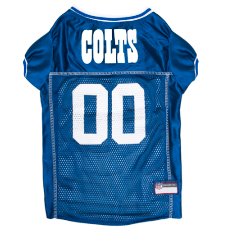 Indianapolis Colts - Mesh Jersey - Le Pet Luxe