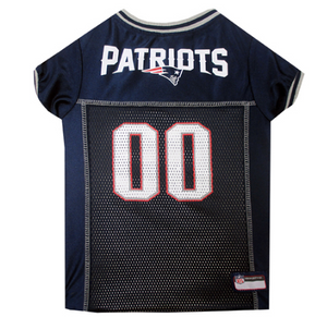 New England Patriots - Mesh Jersey - Le Pet Luxe