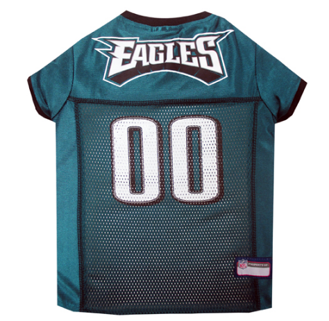 Philadelphia Eagles - Mesh Jersey - Le Pet Luxe