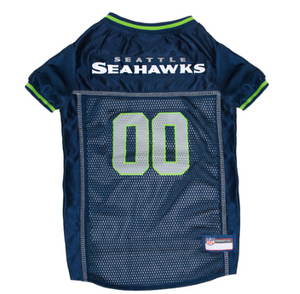 Seattle Seahawks - Mesh Jersey - Le Pet Luxe