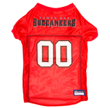 Tampa Bay Buccaneers - Dog Mesh Jersey - Le Pet Luxe