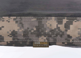Ultra Vel ™ Crate & Kennel Pads Featuring Cordura® Camo - Le Pet Luxe