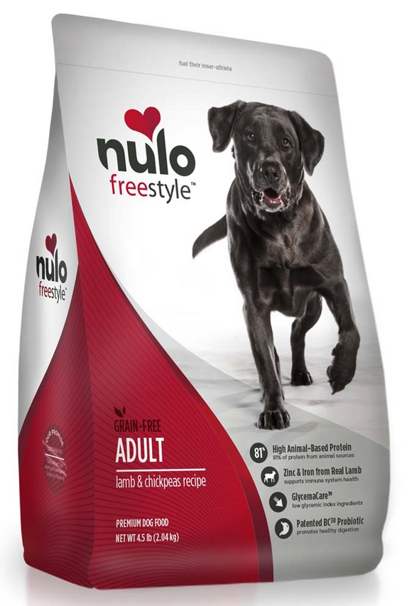 Nulo FreeStyle Adult Dog Grain Free ~ Lamb - Le Pet Luxe