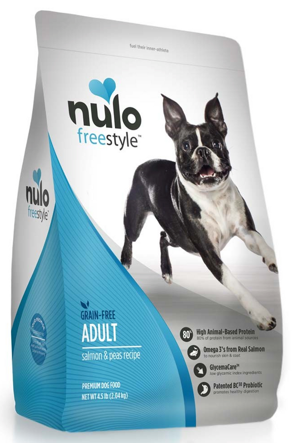 Nulo FreeStyle Adult Dog Grain Free ~ Salmon - Le Pet Luxe