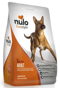 Nulo FreeStyle Adult Dog Grain Free ~ Turkey - Le Pet Luxe