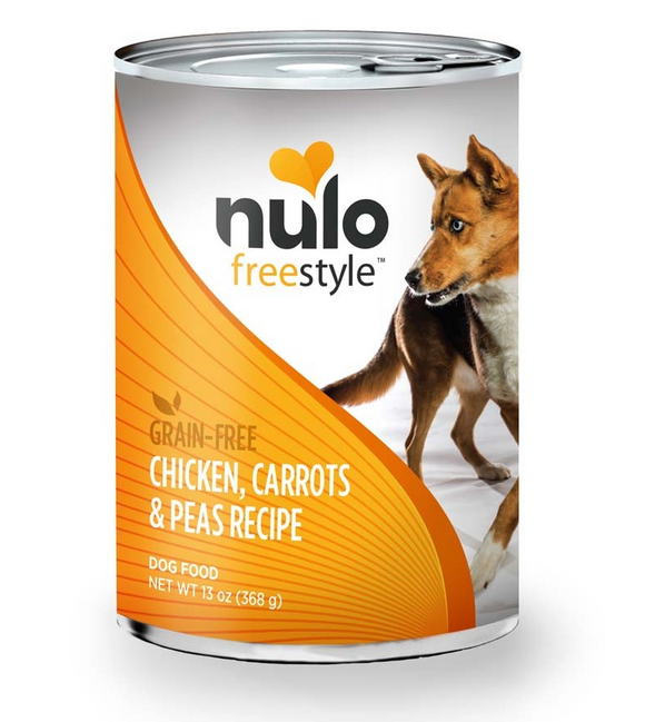 Nulo FreeStyle Adult Dog Grain Free ~ Chicken (case of 12) - Le Pet Luxe