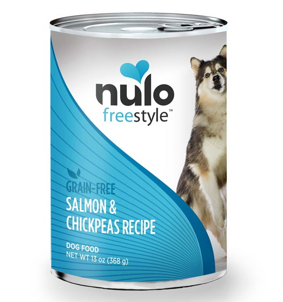 Nulo FreeStyle Adult Dog Grain Free ~ Salmon (case of 12) - Le Pet Luxe