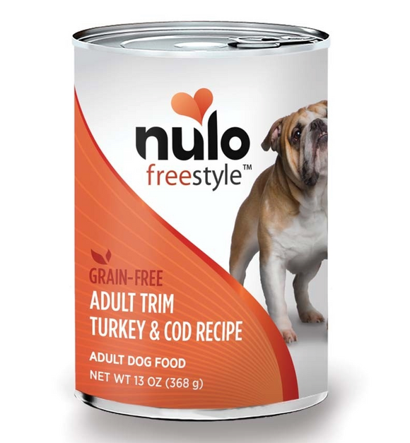 Nulo FreeStyle Puppy Dog Grain Free ~ Turkey Cod (case of 12) - Le Pet Luxe